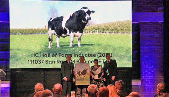 LIC San Ray FM Beamer-ET S2F Hall of Fame